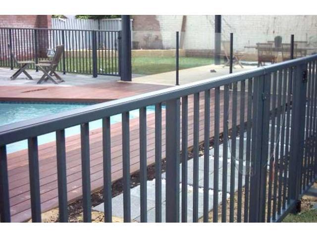 Cheap Aluminium Pool Fencing
