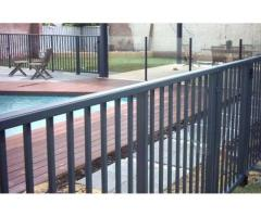 Cheap Aluminium Pool Fencing