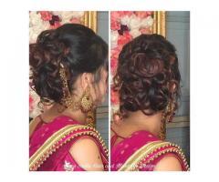 Sonu Sodhi Hair and Make up