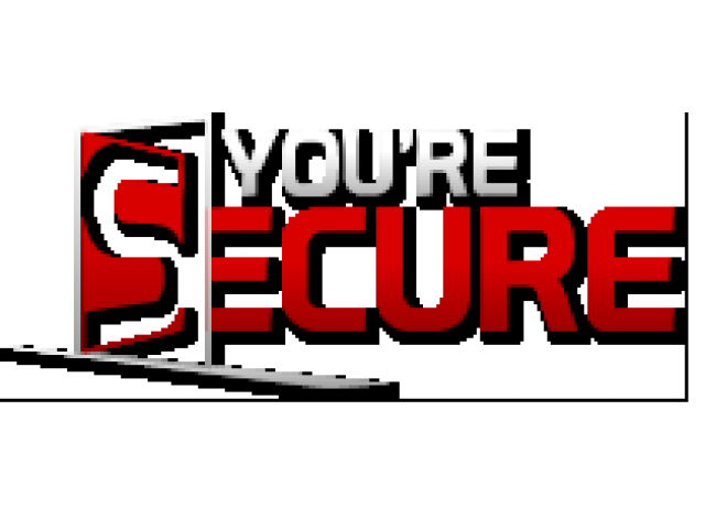 You're Secure