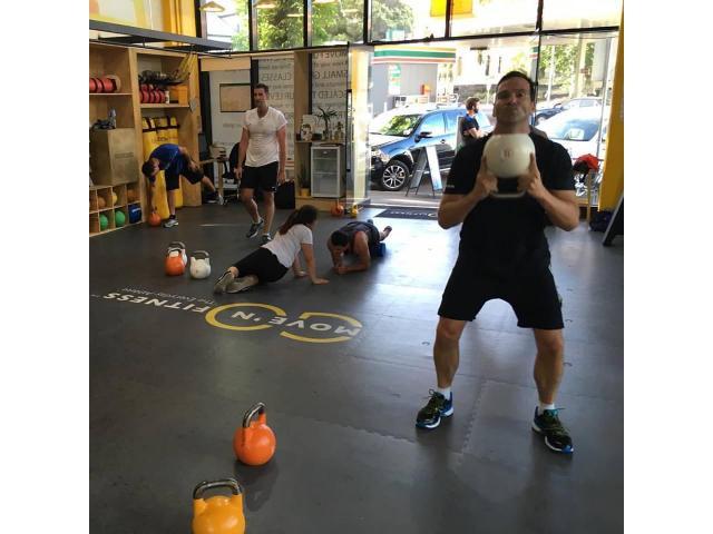 Move Training Club