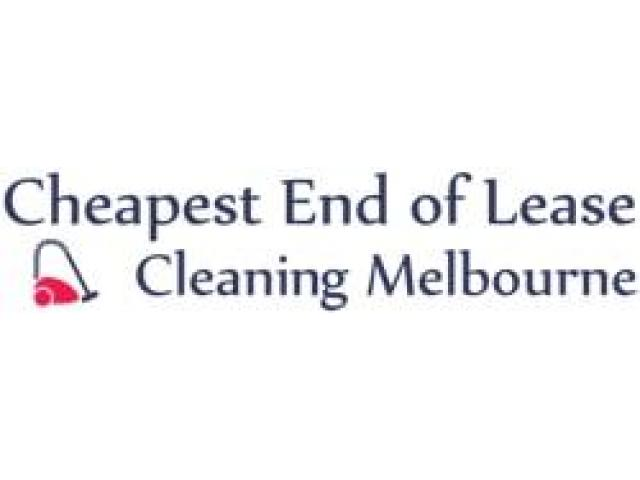 Cheapest End of Lease Cleaning Melbourne