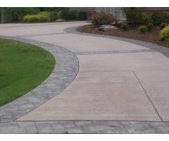 Concrete Exposed Aggregate Driveways Melbourne