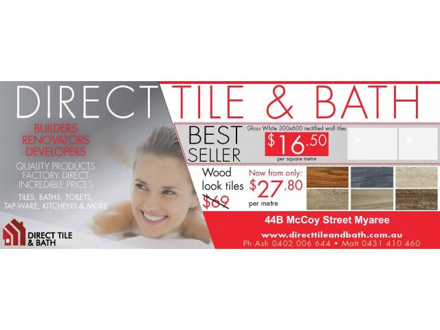 Direct Tile and Bath