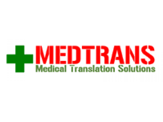 MEDTRANS Medical Translation Solutions