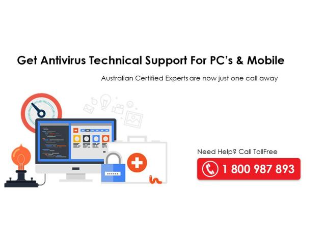 Antivirus Technical Support