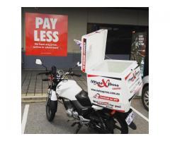 MotoXpress Courier