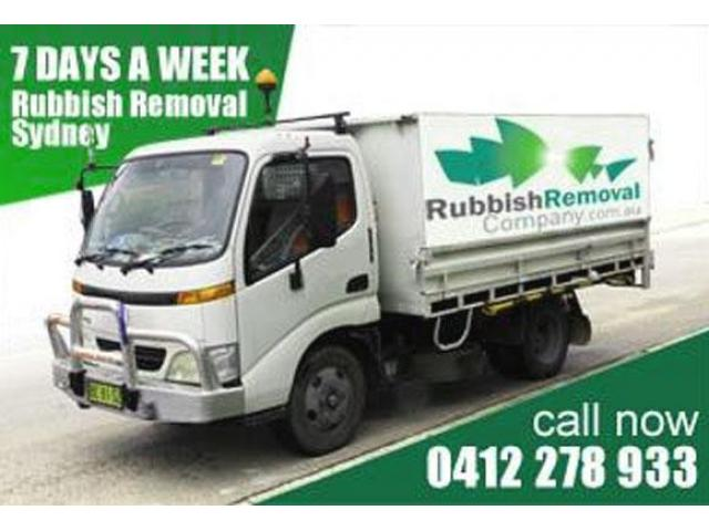 Rubbish Removal Sydney || Cheap Rubbish Collection Sydney