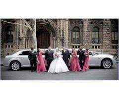 A Touch of Silver - Wedding Limos Melbourne