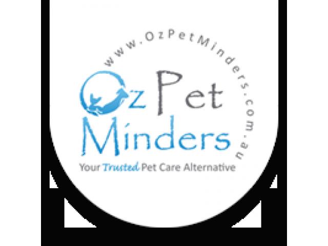 Oz Pet Minders