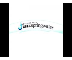 Adelaide Hills Bulk Spring water