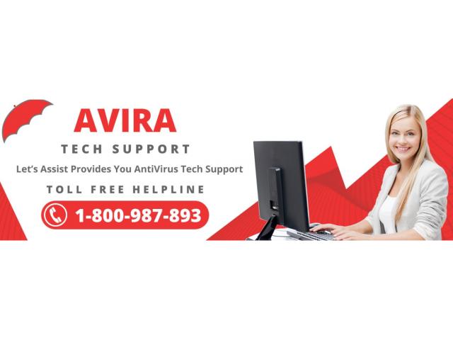 Avira Tech Support 1 800 987 893