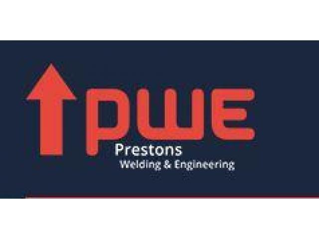 Prestons Welding Engineering