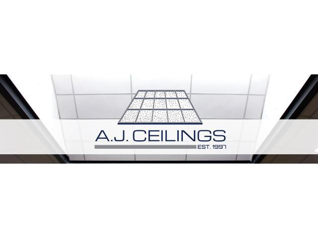 A.J. Ceilings