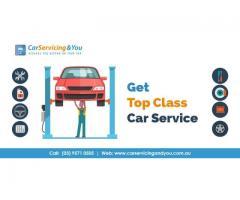 Car Servicing & You Pty Ltd