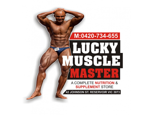 Lucky Muscle Master - Muscle Gain Supplement Store Reservoir