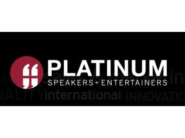 Platinum Speakers & Entertainers